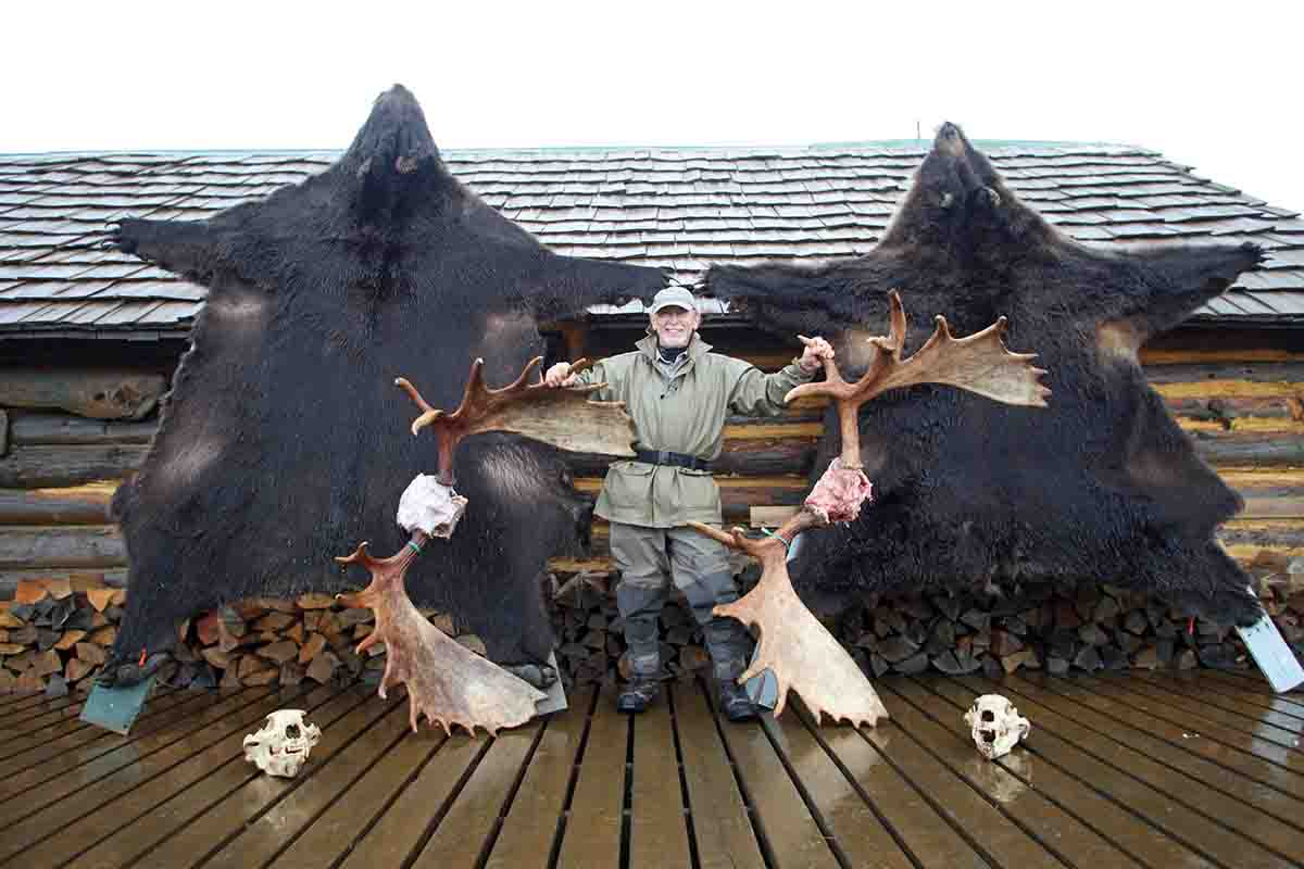 More than one hunter was successful during the week.