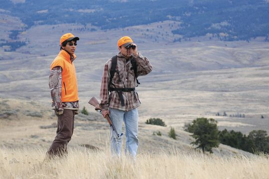 Observing the activities of adult mentors is an important (and sometimes overlooked) piece in the education of novice hunters.