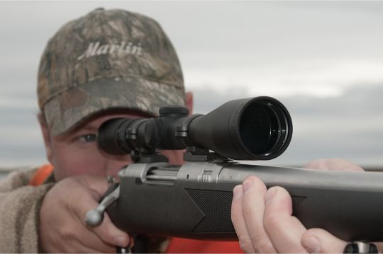 The modern trend is to use scopes with large objective diameters, but most real-world hunting doesn't require them. Scopes with objective diameters of 40mm or smaller gather plenty of light and can be mounted lower to the rifle.