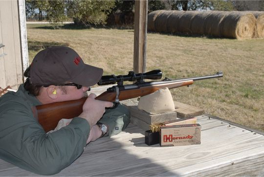 Shooting a new rifle and/or scope from a bench is fine to check accuracy, but shooting from field positions is the only way a hunter will know if minor scope adjustments need to be made before heading afield.