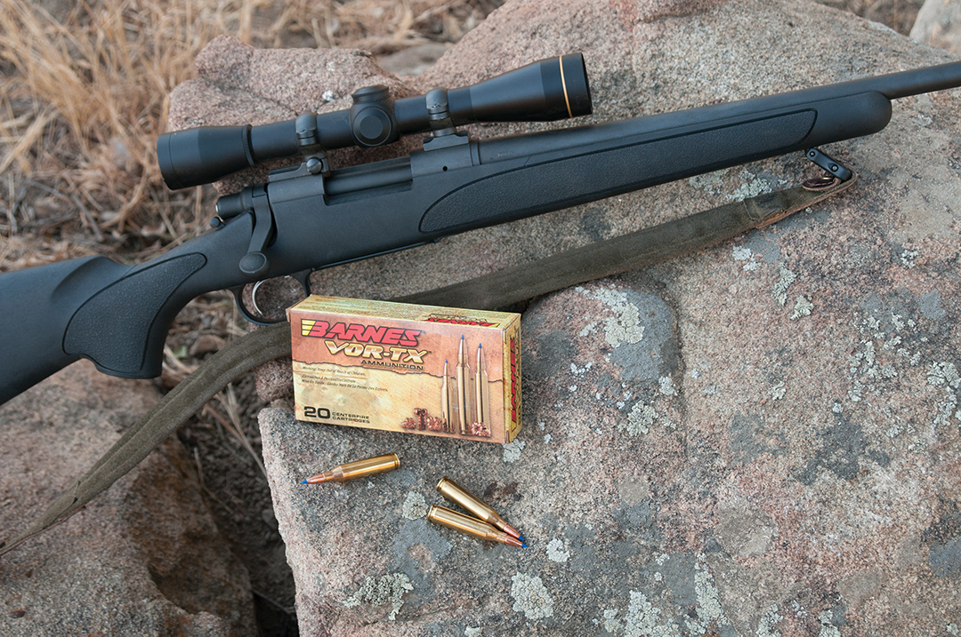This Remington 700 SPS .243 Winchester is a decent, accurate rifle for its price and has been used to shoot feral hogs, but it otherwise lacks lasting charm.
