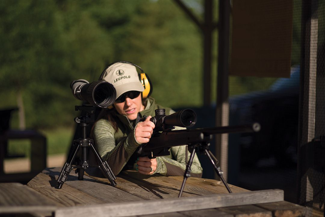 While it is important to test loads at the range to provide a baseline for what the rifle and shooter are capable of under ideal conditions, practicing from field positions is far more important.