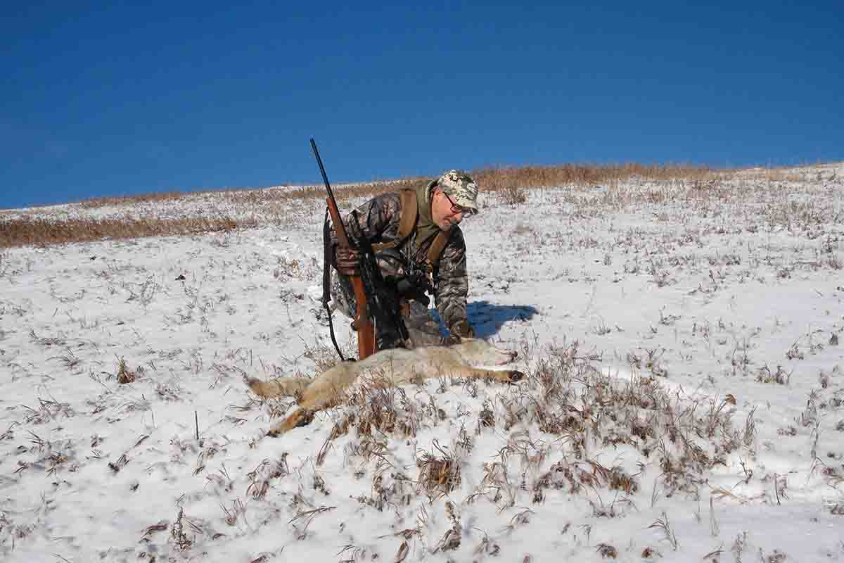 Hunters need to pursue predators where they live. The ability to consistently select productive stand locations is the key to success.