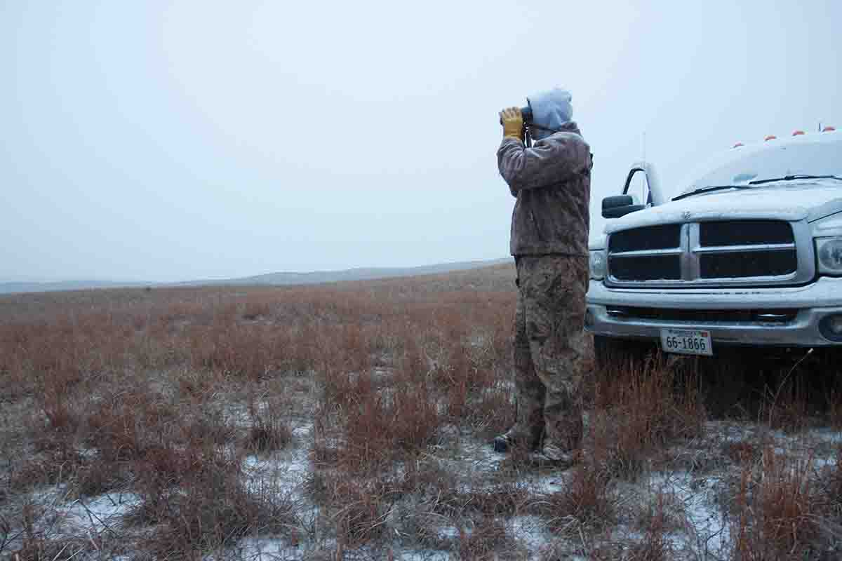 Scouting is important. Hunters can get the general layout of a property before stepping foot on it by letting their optics do some of the walking. In open country, specific setups can often be located from the truck.